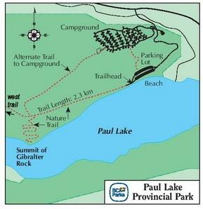 PaulLakeProvincialPark_2