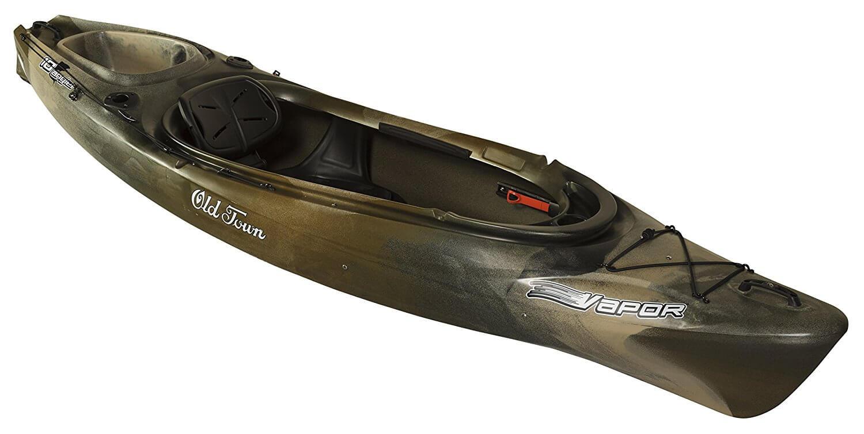 Old Town Vapor 12 Angler Fishing Kayak