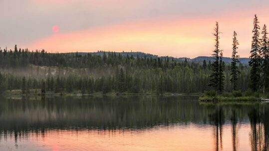 Nazko Lake